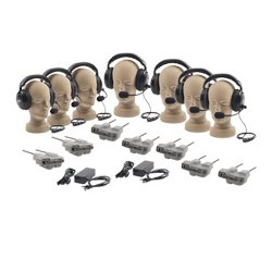Anchor Audio - PRO-570 SINGLE - Headset Intercom System Package