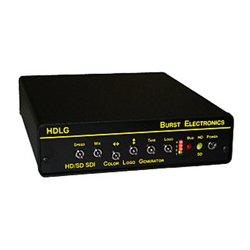 Burst Electronics - HDLG - Burst Electronics HD/SD SDI Color Logo Generator