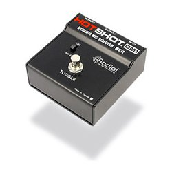 Radial Engineering - RAD-HSDM1 - Radial - HotShot DM1 Stage Mic Toggle