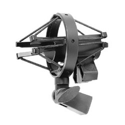 Wind Tech / Olsen Audio - SM-1 - Mic Suspension Shock Mount for 0.725 to 1-Inch Mics