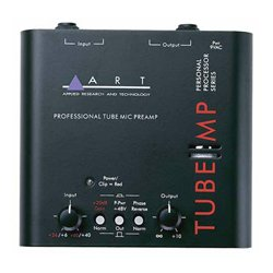 Applied Research & Technology - TUBEMP - ART TUBE MP Microphone Preamp