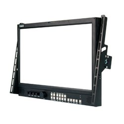 ViewZ - VZ-185RM-P - ViewZ Broadcast VZ-185RM-P 18.5 LED LCD Monitor - 16:9 - 1366 x 768 - 16.7 Million Colors - 250 Nit - 1,000:1 - XGA - Speakers - DVI - HDMI - 30 W - cTUVus, RoHS