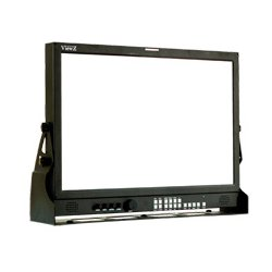 ViewZ - VZ-240PM-P - 24-Inch FHD Reference IPS 8-Bit Monitor with Stand & Handle