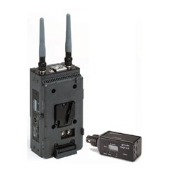 Azden - 1201VMX - Azden 1201VMX UHF Camera-Mount Wireless System with V-Mount Receiver