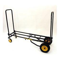 Rock-n-Roller Multicarts - RNR-R10NF - RocknRoller Multi-Cart 8-In-1 Equipment Transporter Cart R10NF Max