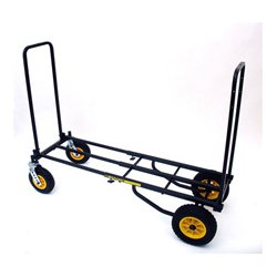 Rock-n-Roller Multicarts - RNR-R12NF - RocknRoller Multi-Cart 8-In-1 Equipment Transporter Cart - R12NF