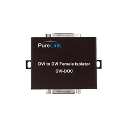 PureLink - DVI-DOC - Digital Signal Isolator with Pixel Re-Clocking