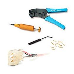 Audio Accessories / Patchbays - ECT-TOOL - Audio Accessories Crimp Tool