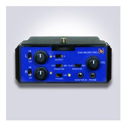 Beachtek - DXA-MICRO PRO - BeachTek Active XLR Compact Adapter
