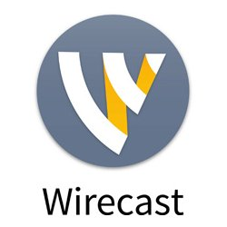 Telestream - TEL-WC8PROW - Telestream WC8PROW Wirecast Pro Live Streaming Software - for Windows