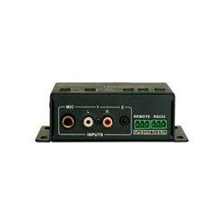 Aurora Multimedia - AS-AMP1 - Aurora Analog Audio Amplifier w/Volume EQ & RS-232 Control