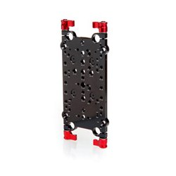 Zacuto - Z-ZWP2 - Zwiss Plate V2 - Multi Purpose Mounting Plate - Vertical