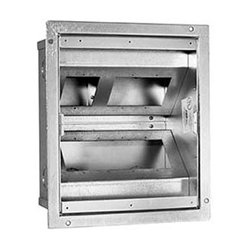 FSR - FL-540P-6-B - -B Floor Box for Raised Access Computer and Stage Floors (6in Depth)