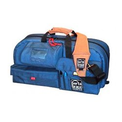PortaBrace - CO-PC - PortaBrace Carry-On Camera Case - Shoulder Strap - Cordura - Blue