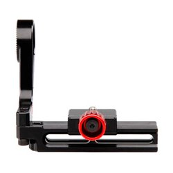Zacuto - Z-AQR - Quad Rail Extension to the Alexis Mini