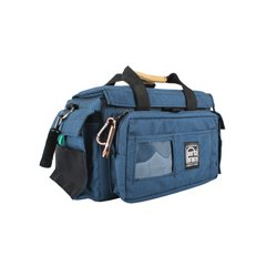 PortaBrace - SLR-1 - Portabrace Mid-Sized Rigid-Frame Carrying Case for Camera & Lenses - Blue