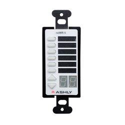 Ashly Audio - NEWR-5 - Ashly Wall Remote Control