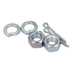 Rock-n-Roller Multicarts - RNR-RHDWR6 - RocknRoller RHDWR6 Hardware Pack for R6 Cart (2x Cotter Pins/2x Nuts/2x Lock Washers)