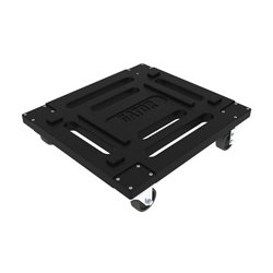 Gator Cases - G-CASTERBOARD - Rotationally molded caster kit for G-PRO and GR-L series rack cases