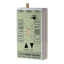 Compuvideo Sales - CV-8000N(RM) - Generator: Black CV Y/C Handheld/Rack AC/DC/Batt