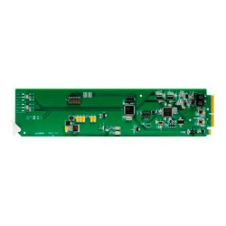 Ward-Beck Systems - D6201B+RM - Ward-Beck openGear complete with Rear Terminal Module T6301A