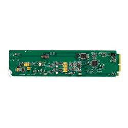 Ward-Beck Systems - D6204A+RM - Ward-Beck openGear AES/EBU Digital-to-Analog Audio Converter w/Rear Terminal Module