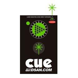 DSan - PC-AS2-GRN - DSAN Transmitter 2-Button (Forward & Green Laser)