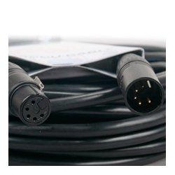 American DJ - AC5PDMX10PRO - 5 Pin Pro DMX Cable - 10 Foot