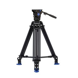Benro Precision Photography - BNRO-BV4-PRO - BV4-PRO Video Tripod Kit with Dual Stage Legs