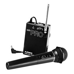 Azden - WHX-PRO - Azden Camera-Mount Wireless Handheld Microphone System