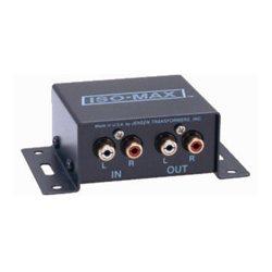 Jensen Transformers - CI-2RR - Jensen IsoMax Stereo Audio Isolator & Hum Eliminator