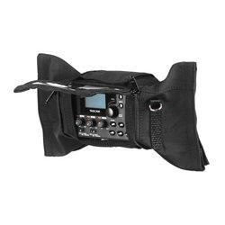 PortaBrace - AR-DR60RS - Portabrace Audio Recorder Rain Slicker Tascam DR-60D - Black