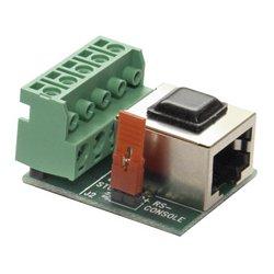 StudioHub - STHU-ADAPT-RS - ADAPT-RS RJ-45 5-Pin Console Adapter for Millenium Consoles