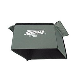 Hoodman - H-900SHORT - Hoodman Fits 8.4 Hi-Def/LCD Panel (Short Version)