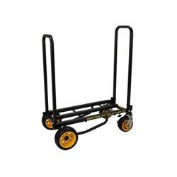 Rock-n-Roller Multicarts - RNR-R16RT - RocknRoller Multi-Cart R16RT Ground Glider Max Wide w/R Trac - 600 lb Capacity