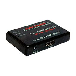 Calrad - 40-1062-HS-2 - Calrad Electronics Signal Splitter - HDMI In - HDMI Out