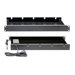 Radio Design Labs (RDL) - RC-PS5 - RDL 19in Rack Mount for 5 Desktop Power Supplies