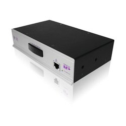 Adder - ALIP-USA - AdderLink IP - IP KVM front end unit with Real VNC. VGA and PS-2, local control, serial ports for modem and power control.