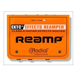 Radial Engineering - RAD-EXTC-SA - Radial EXTC-SA Guitar Effects Interface