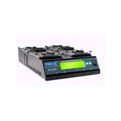 CoreSWX - XC-4LSD - Core SWX XC-4LSD 4-Bay Battery Charger - 110 V AC, 220 V AC Input - AC Plug - 4