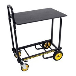Rock-n-Roller Multicarts - RNR-R2SSH - Rock N Roller R2SSH Short Shelf for Cart Model R2RT for an Instant Workstation