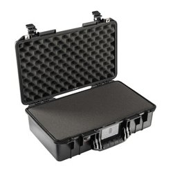 Pelican - 015250-0000-180 - Pelican Air 1525 Air Case with Foam - Silver