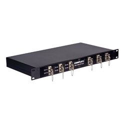 Camplex - CMX-1RM-MTP12ST - OpticalCON MTP NO12FDW-A to (12) ST Female Singlemode Breakout
