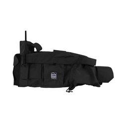 PortaBrace - RS-33VTH - Portabrace Rain Slicker for Cameras with Wireless Transmitters - Black