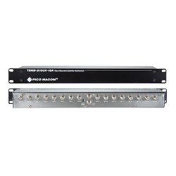 Pico Macom - TSMS-2150X-16A-BSTK - Pico Macom 16 Port Rack Mntd Satellite switch-B-Stk(Cosmetic Scratches Fully Functional no box)