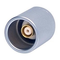Lemo - EXN.4A.675.CTL - Lemo EXN 4A 675 CTL Fixed Triax Socket w/Nut Fixing Earthing Crown