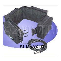 Bescor - SLM-18ATM - 18 Amp 12V Slim Battery Belt