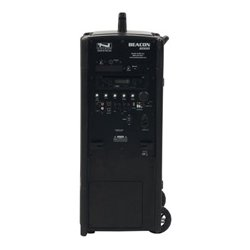 Anchor Audio - BEA-8000CU1 - Beacon Line Array with Bluetooth & CD/MP3 Combo Player & (1) Wireless Receiver - Mic Not Included