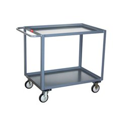 Jamco Products - SB124-U5 - Jamco 18x24 2-Shelf Service Cart