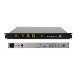 ESE - ES-188E UL - ES-188E Master Clock - NTP Referenced - 1 Percent Rack Mount with UL Option